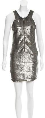IRO Sequin Mini Dress