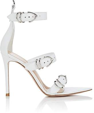 Gianvito Rossi Women's Leather Ankle-Strap Sandals