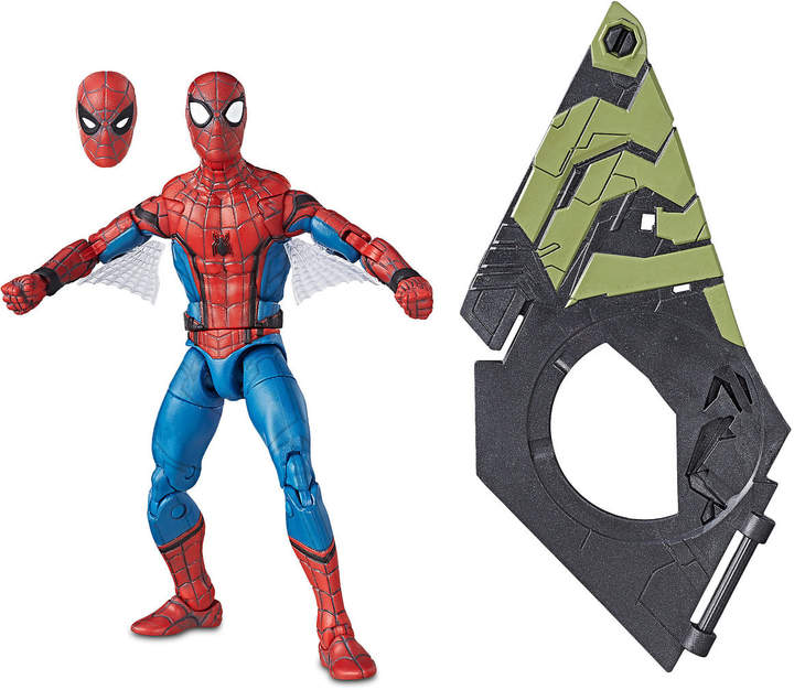 Spider-Man Action Figure - Legends Build-A-Figure Collection - Spider-Man: Homecoming - 6''