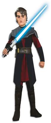 BuySeasons Star Wars Deluxe Anakin Skywalker Boys Costume