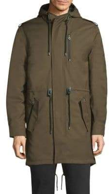 Mackage Arav Hooded Military Parka