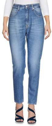 (+) People Denim trousers