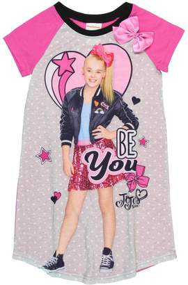 Nickelodeon Jojo Siwa JoJo Siwa Be You Girls Nightgown 6-12