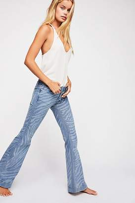 We The Free Low Tide Flare Jeans
