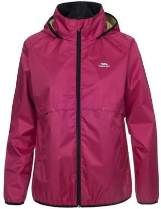 Trespass Womens/Ladies Memphis Waterproof Jacket (XL)