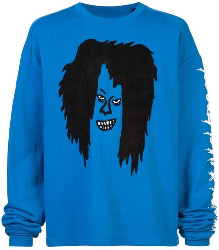 Haculla 'Too Ugly' Sweatshirt