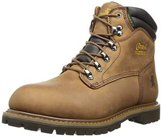 Chippewa Men's 6 Inch Waterproof Tough Bark Insulated Lace-Up Utility Boot