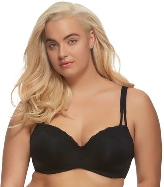 Brilliance+ Paramour By Felina Full Figure Paramour by Felina Brilliance Seamless Contour Bra 235053