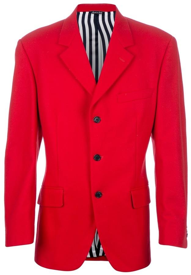 Moschino Cheap & Chic Vintage Tailored blazer