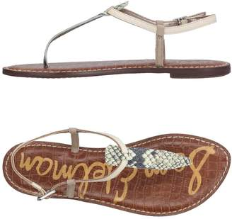Sam Edelman Toe strap sandals - Item 11340114HU