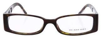 Burberry Strass Check Eyeglasses