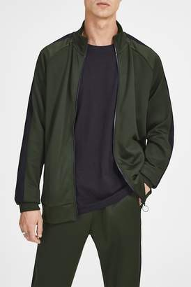 Jack and Jones Jorauto Sweat High Neck Jacket