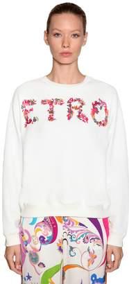 Etro (エトロ) - ETRO コットンスウェットシャツ