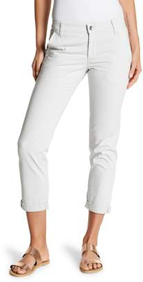 Big Star Avery Cropped Cuffed Hem Boyfriend Chinos