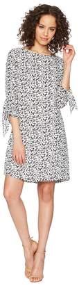 Tahari ASL Georgette Printed Shift Dress Women's Dress