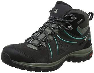 Salomon Women's Ellipse 2 Mid LTR GTX W Hiking and Multisport Shoes Waterproof