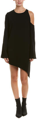 IRO Asymmetrical Shift Dress