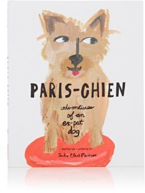 IPG Paris-Chien: Adventures Of An Ex-Pat Dog