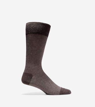 Cole Haan Pique Crew Socks