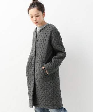 Journal Standard (ジャーナル スタンダード) - journal standard luxe ☆【SOIL×Luxe】 WOOL SINGLE FLOWER QUILTED COAT