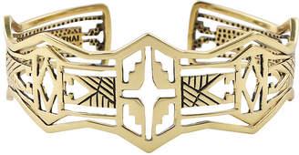 Artsmith BY BARSE Art Smith by BARSE Brass Cutout Cuff Bracelet