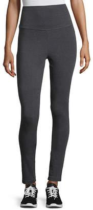 ST. JOHN'S BAY SJB ACTIVE Active Secretly Slender Legging - Tall Inseam 30.5