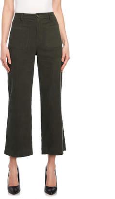 Cotton Candy Corduroy Wide Leg Pants