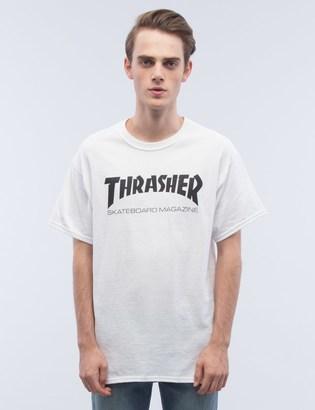 Thrasher Skate Mag T-Shirt $36 thestylecure.com