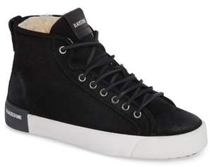 Blackstone QL70 Genuine Shearling Lined Sneaker