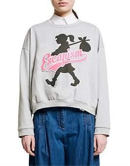 Karen Walker Escapism Sweatshirt