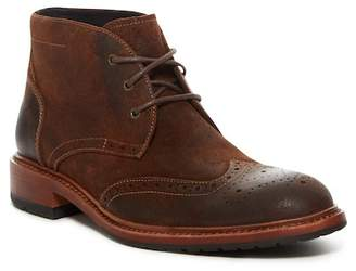 Trask Lawson Wingtip Lace-Up Boot