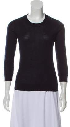 Malo Long Sleeve Cashmere Top