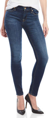 7 For All Mankind Gwenevere High-Waisted Skinny Jeans
