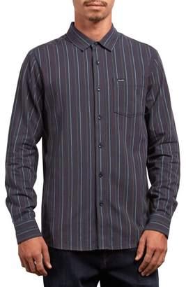 Volcom Toner Stripe Woven Shirt