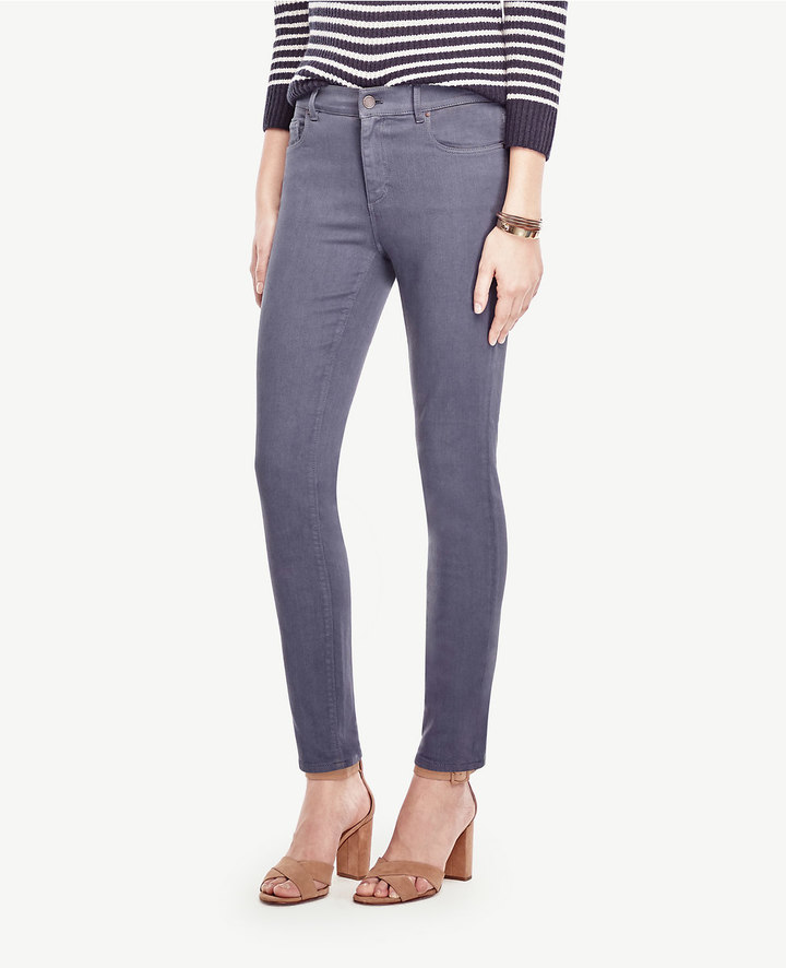 Ann TaylorTall Modern Skinny Ankle Jeans
