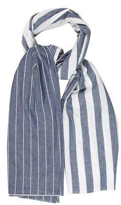 Donni Charm Striped Oversize Scarf w/ Tags