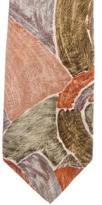 Pierre Balmain Silk Patterned Tie