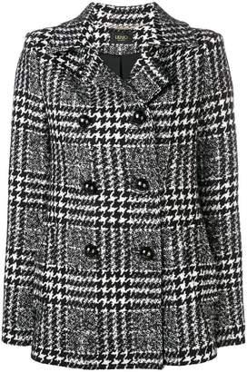 Liu Jo houndstooth jacket