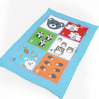 Nuby Little Fox Activity Play Mat