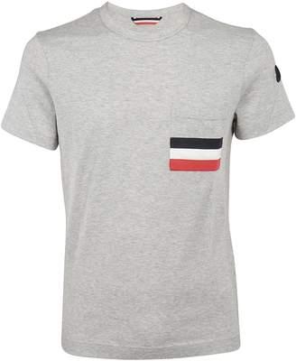 Moncler Contrast Patch T-shirt