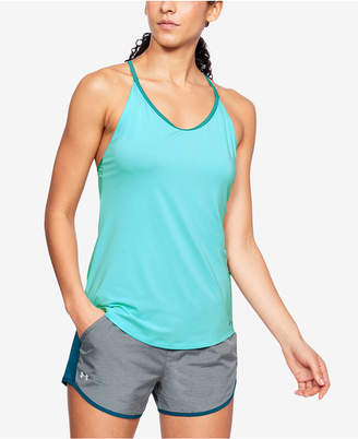 Under Armour Speed Stride Cross-Back Tank Top