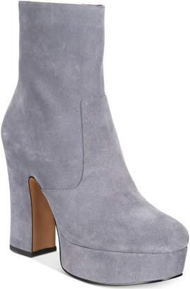 AVEC LES FILLES Lianna Suede Booties Women's Shoes