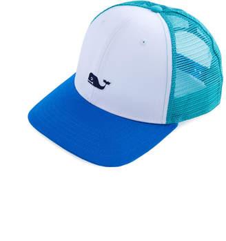 Vineyard Vines Boys High Profile Whale Trucker Hat