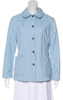 Beretta Quilted Long Sleeve Jacket