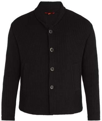 Barena VENEZIA Shawl-collar cotton cardigan