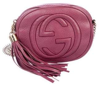 Gucci Mini Soho Chain Crossbody Bag
