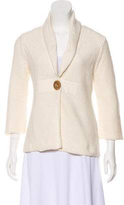 White + Warren Long Sleeve V-Neck Cardigan w/ Tags