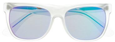 Super SuperTM basic crystal flash sunglasses