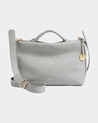 Skagen Mikkeline Light Ash Mini Satchel