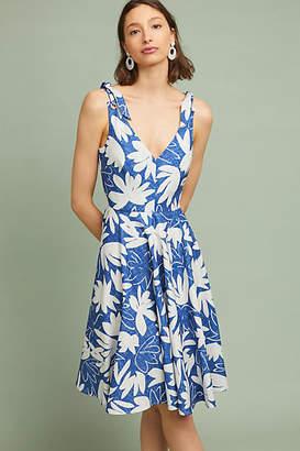 Hutch Leaf Mosaic Dress